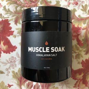 Way of Will Muscle Soak Himalayan Bath Salts